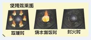 采暖炉使用效果图2